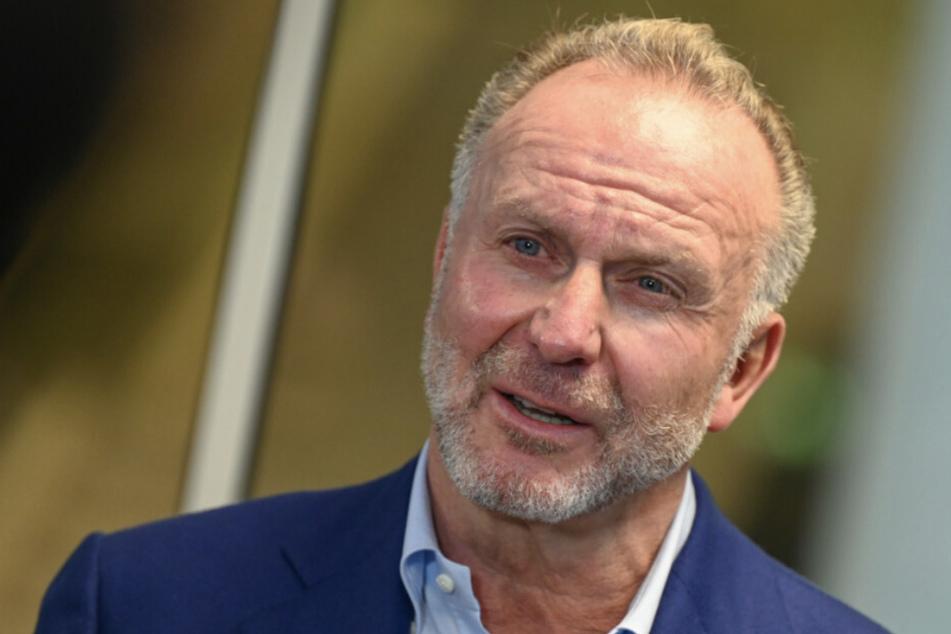 Karl-Heinz Rummenigge (65) steht wegen seines Impf-Vorschlags in der Kritik.