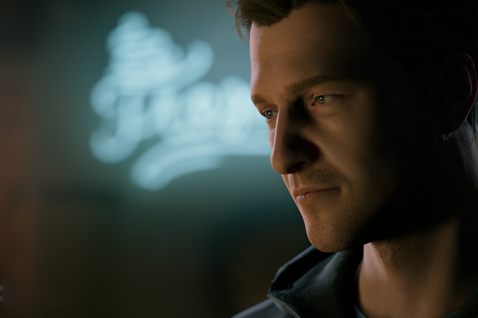 """Hauptfigur Sam Higgs' Entscheidungen in """"Twin Mirror"""" nehmen Einfluss auf die Handlung."""