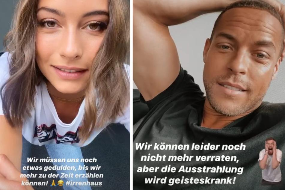 Andrej Mangold (33) und Jennifer Lange (26) haben bei Instagram jeweils über 300.000 Follower.