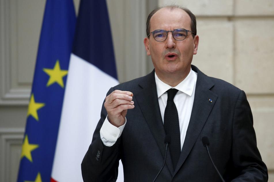 Frankreichs Premierminister Jean Castex (55) verurteilte die Tat scharf. Die französische Regierung verschärfte erst kürzlich ihr Anti-Terror-Gesetz.