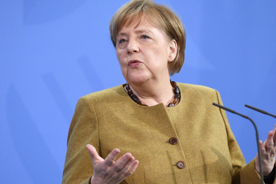 """Angela Merkel warnt! Kanzlerin spricht von """"dritter Welle"""""""