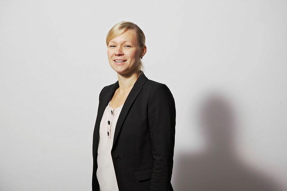 Christina Siebenhüner, Sprecherin der Verbraucherzentrale Sachsen (VZS).