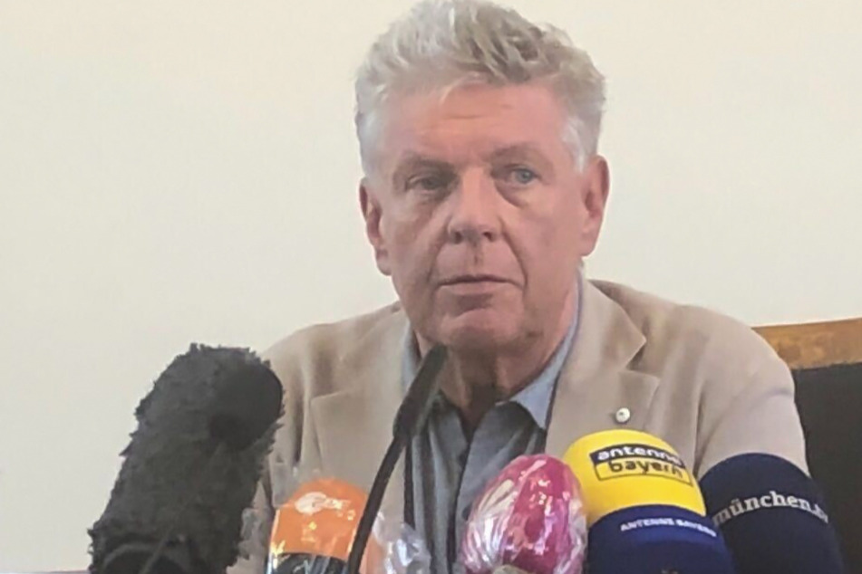 Dieter Reiter (62, SPD), Oberbürgermeister von München kann ein wenig aufatmen.