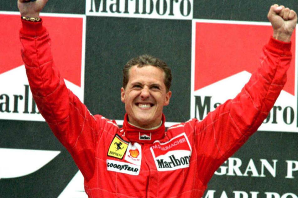 Nicht nur bei Ferrari wird Michael Schumacher (51) bis heute verehrt. Für den gesamten Motorsport ist er eine Legende.