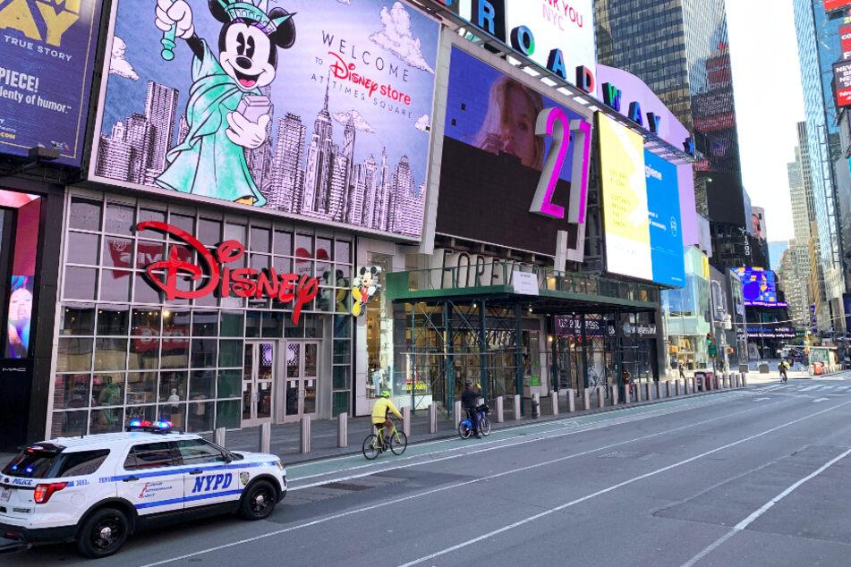 New York plant langsame Rückkehr zur Normalität.