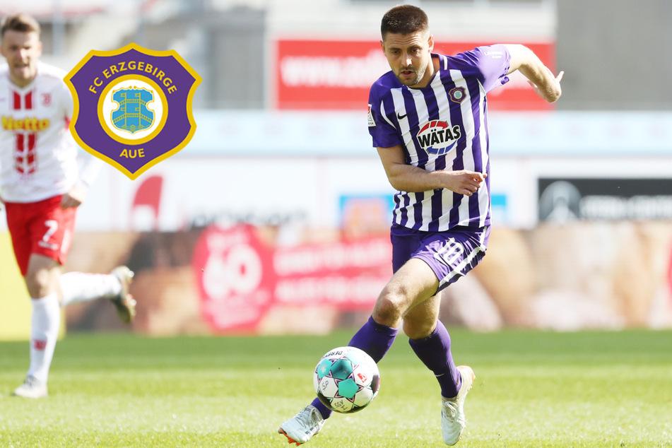 """Aue-Stürmer Nazarov übt sich als Chef-Scout: """"St. Pauli eines der besten Teams"""""""
