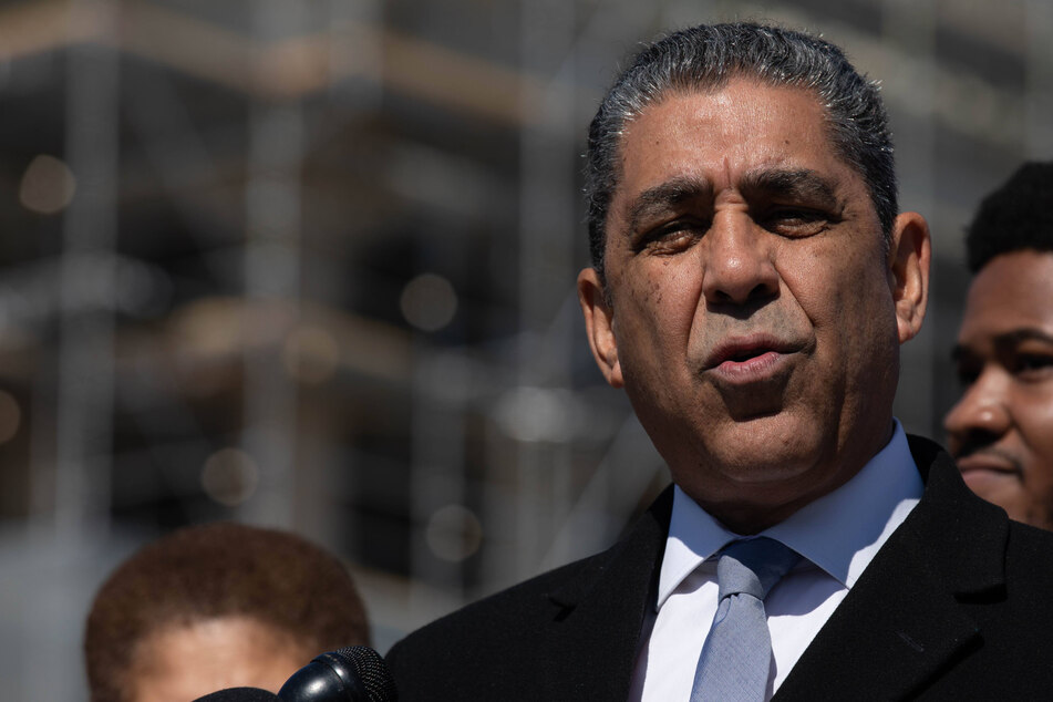 New York Representative Espaillat tests positive for Covid-19