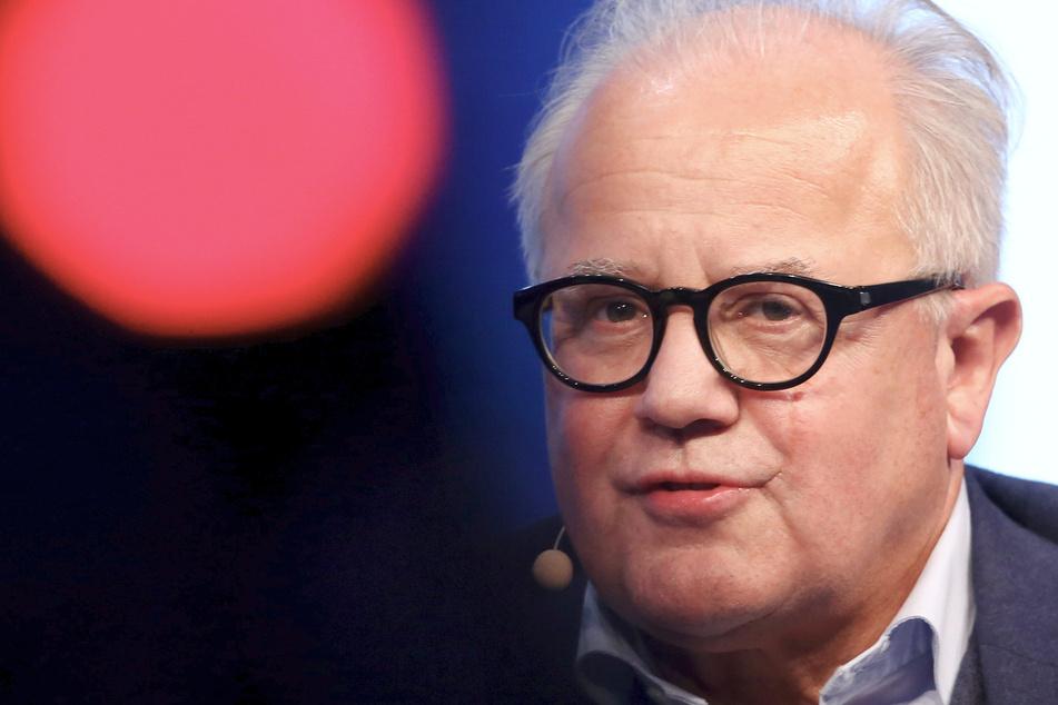 DFB-Präsident Fritz Keller (63). (Archivbild)