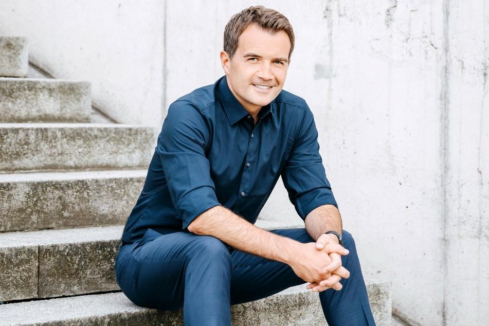 """Christopher Wittich (38) verstärkt ab August das News-Team von """"RTL Aktuell""""."""