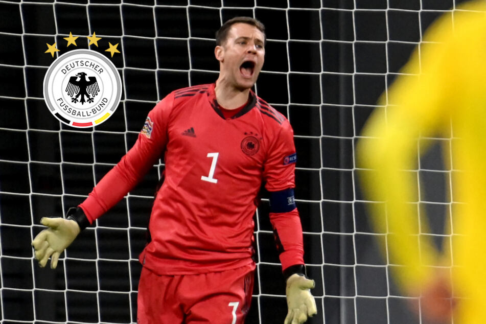 Manuel Neuer egalisiert mit Spiel gegen Ukraine Uralt-Rekord!