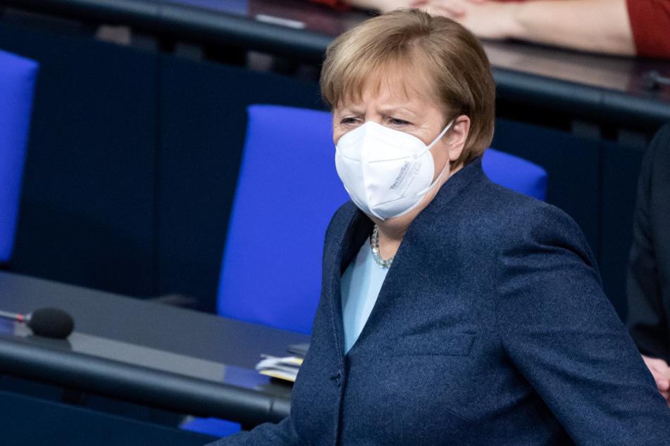 Kanzlerin Merkel dürfte am Ende des Tages keine guten Nachrichten haben.