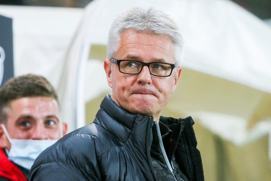 HFC-Sportdirektor Ralf Heskamp (55) wird wohl bald von Ralf Minge (60) abgelöst.