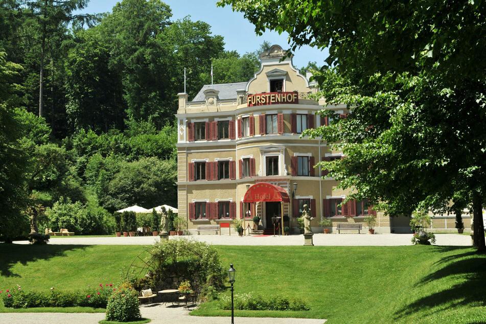 Der Fürstenhof ist nur ein fiktives Luxushotel in Oberbayern.