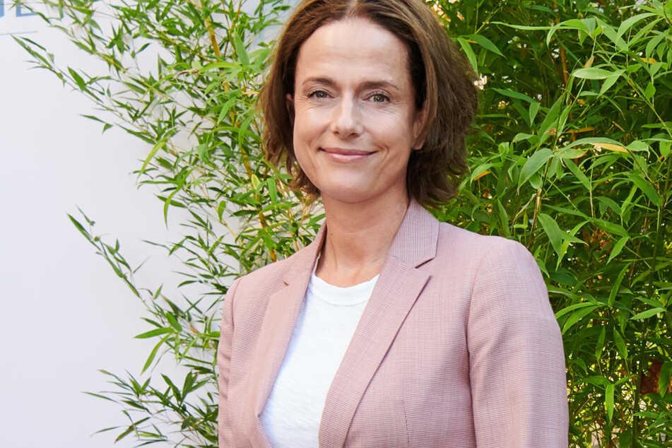 """Claudia Michelsen (51) ist Hauptkommissarin Doreen Brasch für den Magdeburger """"Polizeiruf 110""""."""
