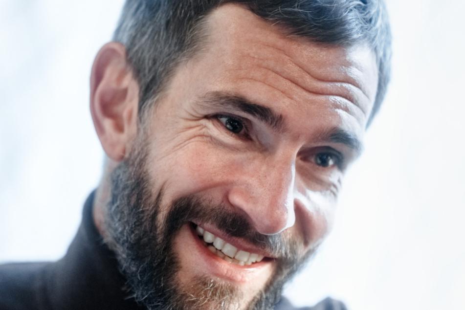 Micky Beisenherz (43) hat (noch) gut lachen...