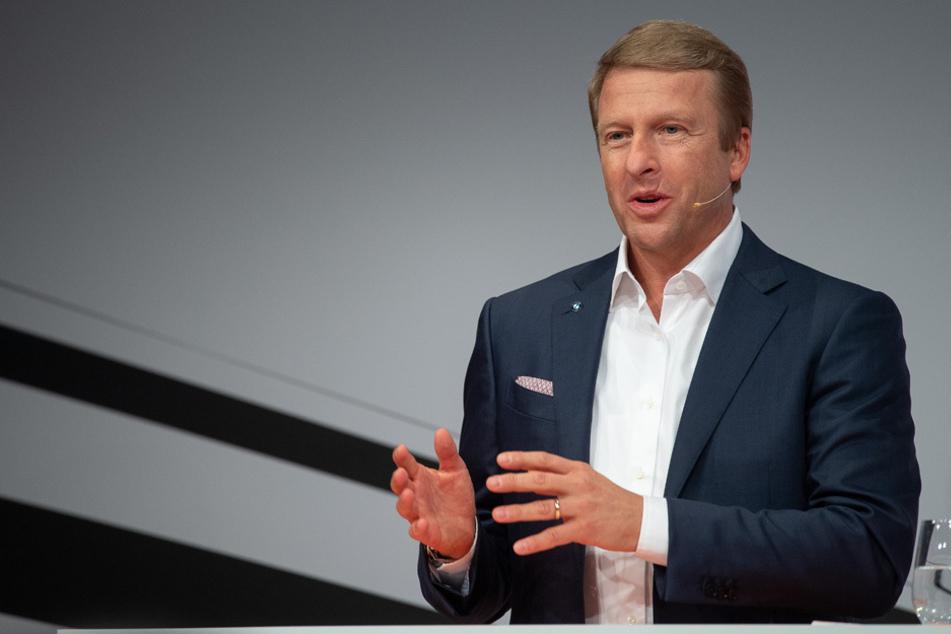 München: BMW-Chef Zipse fordert Schutz von Wirtschaft und Klima nach Corona