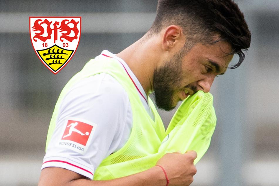 """VfB und die Verletzungs-Sorgen: """"Wir versuchen schon, vorsichtiger zu sein!"""""""