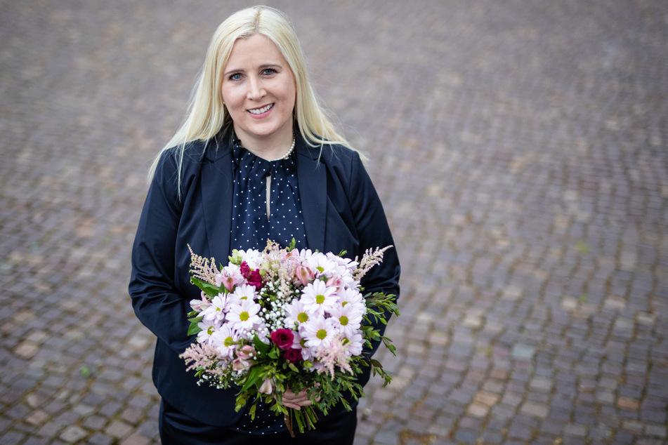 Josefa Schmid, neue Erste Bürgermeisterin von Leonberg. Sie übernimmt die Dezernate Finanzen, Soziales und Ordnung.
