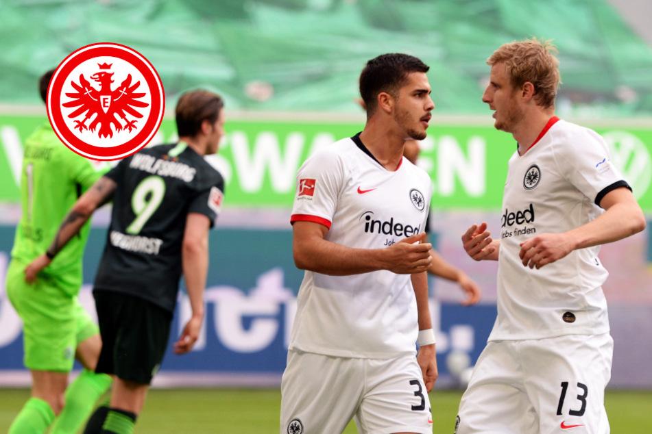 Ganz wichtig! Eintracht Frankfurt holt im Abstiegskampf Auswärtssieg in Wolfsburg