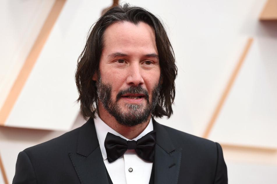 Keanu Reeves (56) kommt zu der 92. Verleihung der Academy Awards in das Dolby Theatre. Am Donnerstag soll er bei einer Party auf dem Gelände der Studios Babelsberg zu Dreharbeiten anwesend gewesen sein.