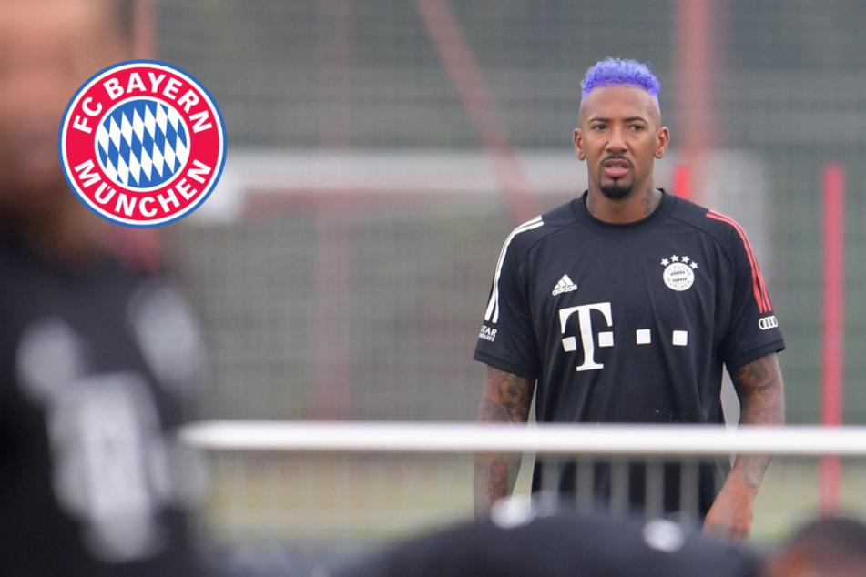 Aus beim FC Bayern? Boateng fällt nach Bericht aus allen Wolken