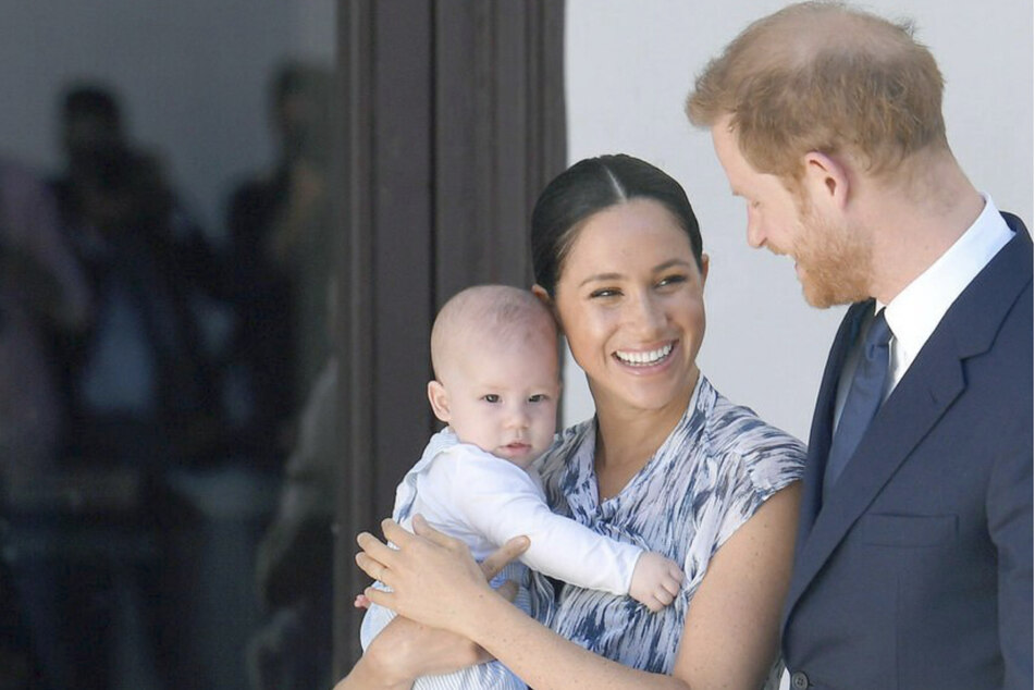 Meghan Markle's inspiration for The Bench stemmed from the relationship between her husband Prince Harry and their son Archie.