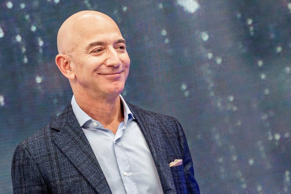 Jeff Bezos, Chef von Amazon, gilt als der reichste Mensch der Welt.