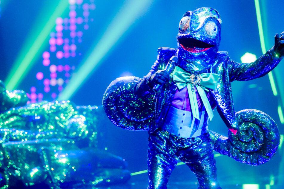 """Fans begeistert! Diese Legende war das """"The Masked Singer""""-Chamäleon"""