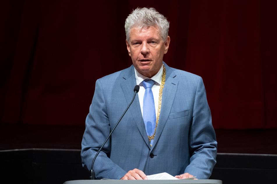 Münchens Oberbürgermeister Dieter Reiter (SPD) will Demos auf 1.000 Teilnehmer reduzieren. (Archiv)