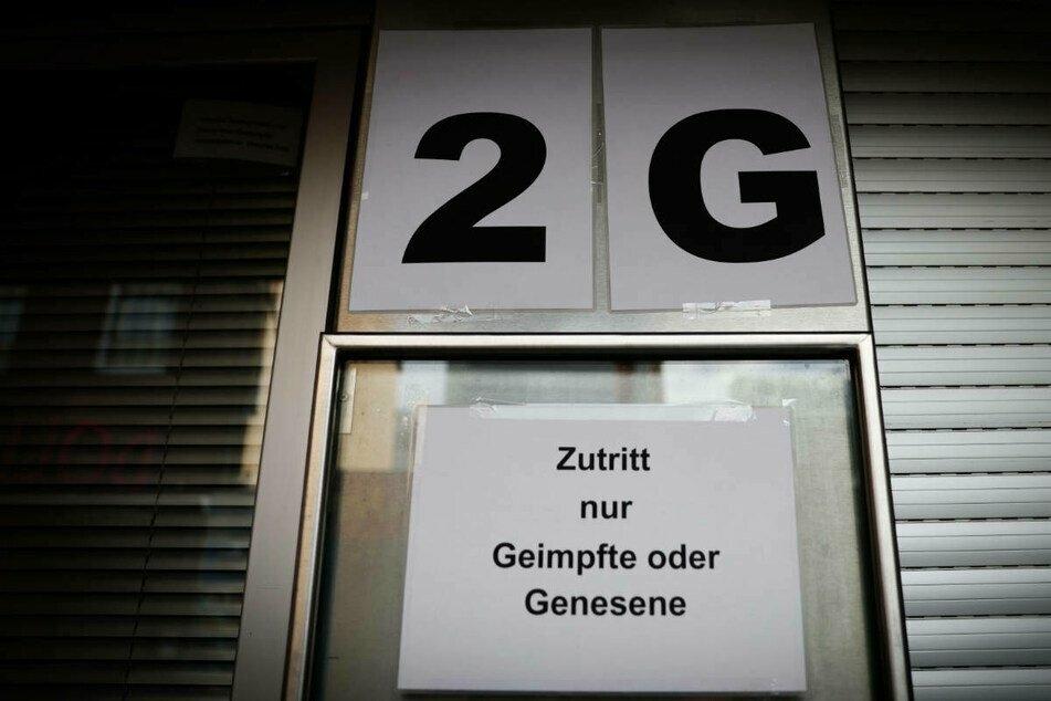 Auch Supermärkte und Lebensmitteleinzelhändler dürfen in Hessen Ungeimpften den Zugang zu ihren Läden verwehren.