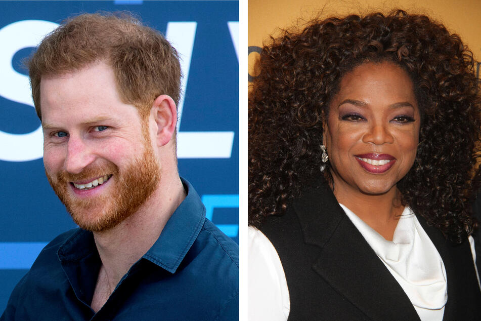 Harry and Oprah to share more personal details in Apple TV special