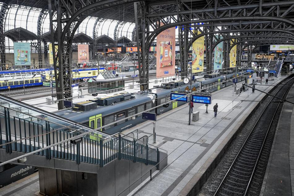 Ab September können sich Reisende am Hamburger Hauptbahnhof kostenlos auf das Coronavirus testen lassen.