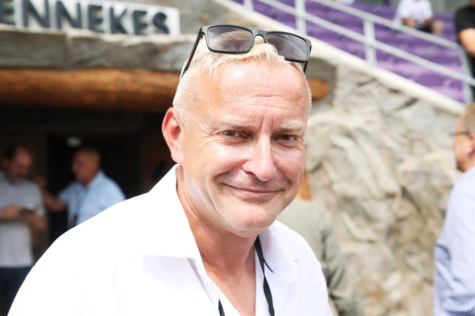 FCE-Geschäftsführer Michael Voigt könnte sich ein Trainingslager im Erzgebirge oder im Vogtland vorstellen.
