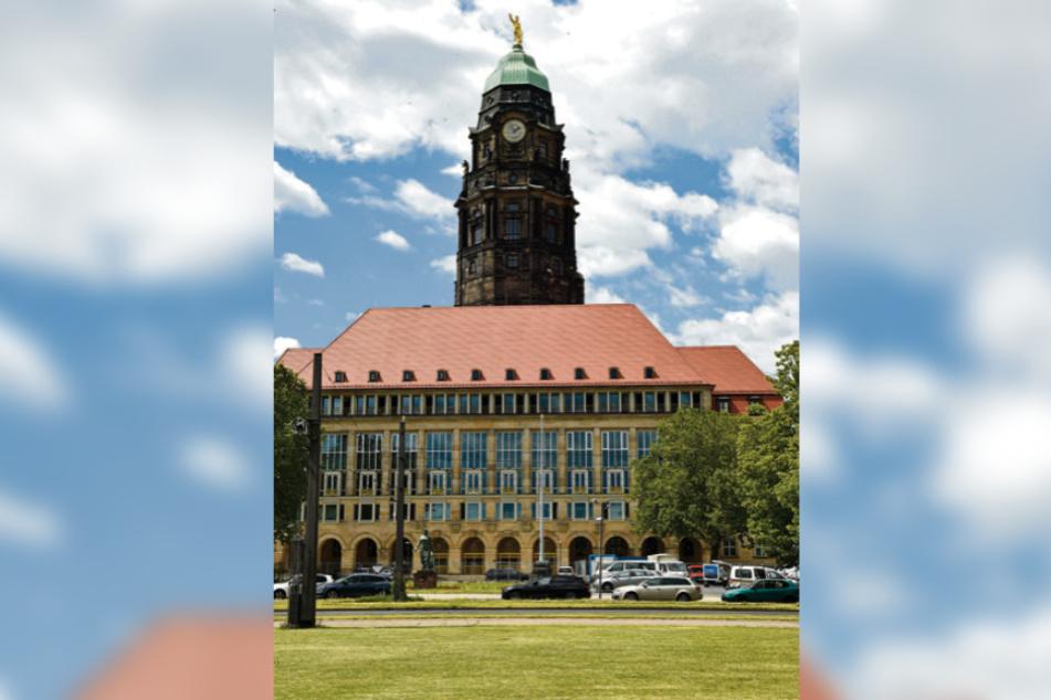 Das Rathaus bietet den Bürgern an, Petitionen online zu erstellen - und die Dresdner mischen gerne und oft mit.