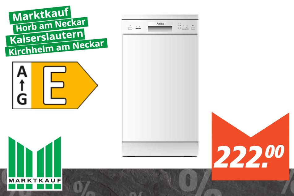 Amica Waschmaschine GSP14746W für 222 Euro
