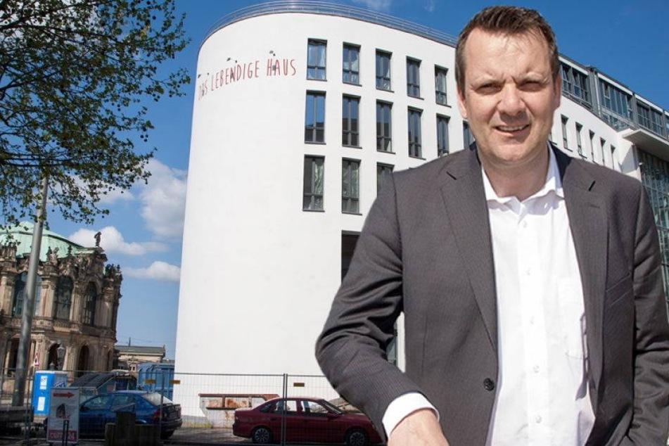 """Im """"Lebendigen Haus"""": Über 100 neue Apartments am Postplatz"""