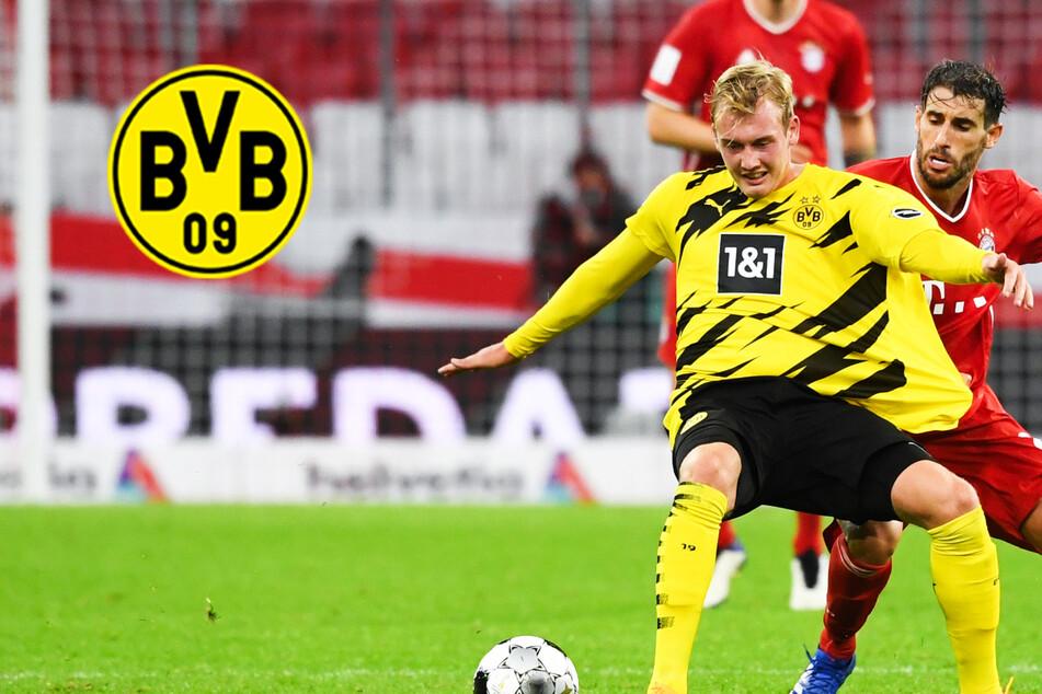 BVB-Star Julian Brandt gegen Köln erneut mit schwacher Leistung! Ist er ein Verkaufskandidat?