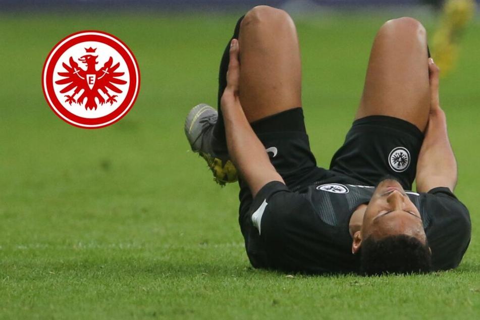 Hiobsbotschaft für Eintracht: Sebastien Haller droht Operation und Saisonaus