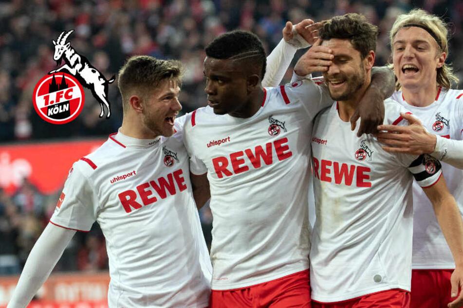 Startelf: 1. FC Köln zunächst ohne Thielmann und Leistner gegen SC Freiburg
