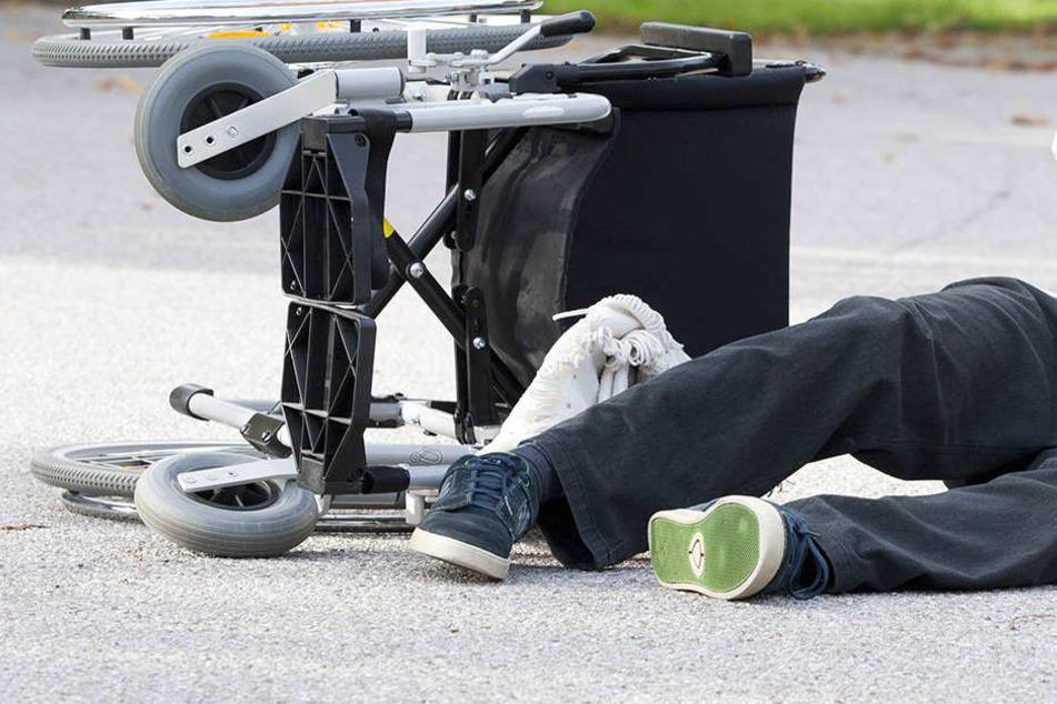 Erneut sollen mehrere Passanten in Essen einen gestürzten Mann ignoriert haben, ohne ihm zu helfen. (Symbolbild)