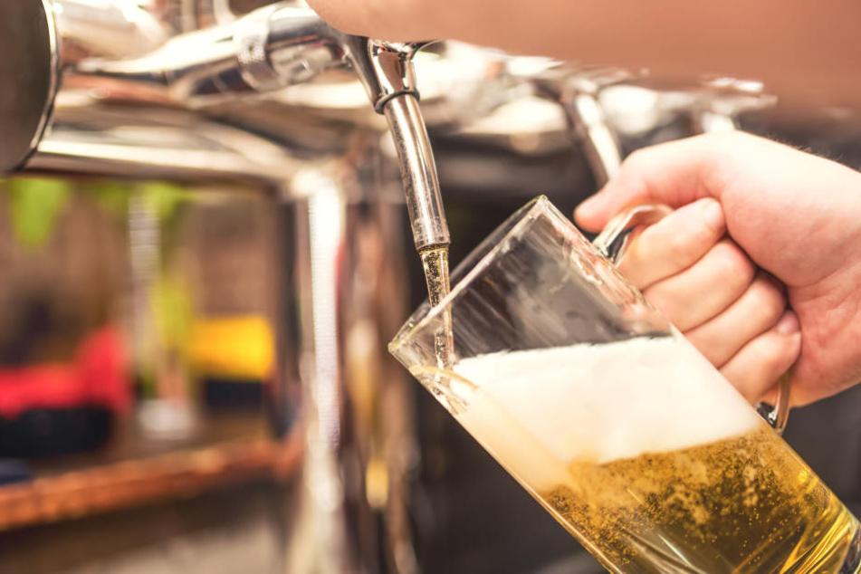 Und doch: Das Feierabend-Bier mal wegzulassen, ist mehr als empfehlenswert.