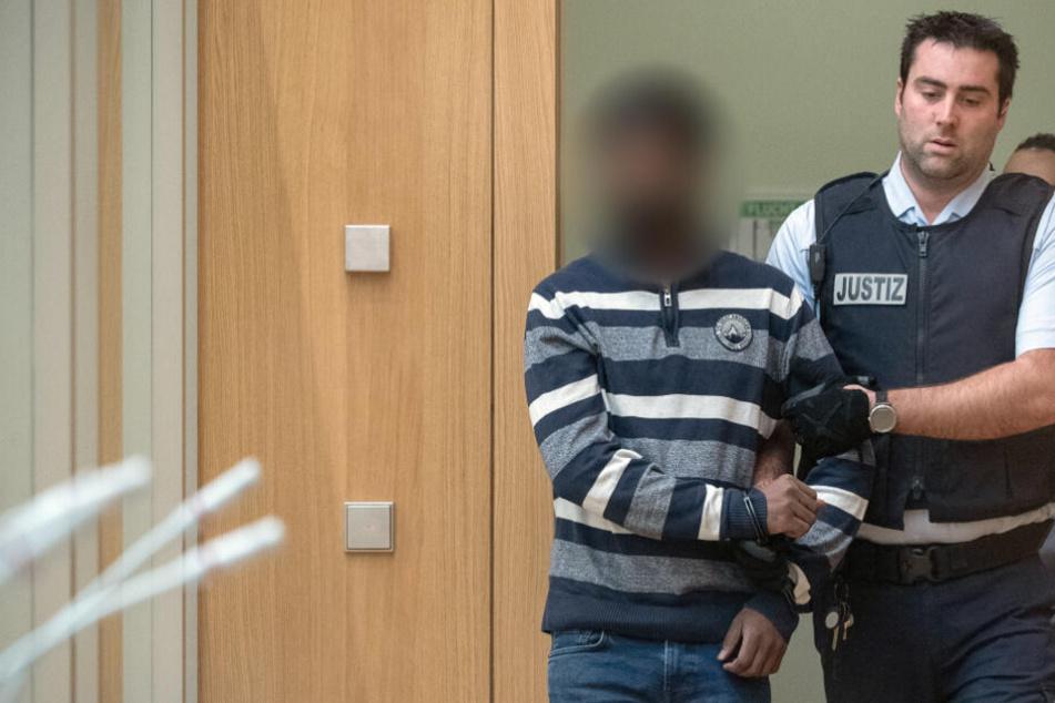 Mutmaßlicher Terrorist aus Sri Lanka: Heute fällt das Urteil!
