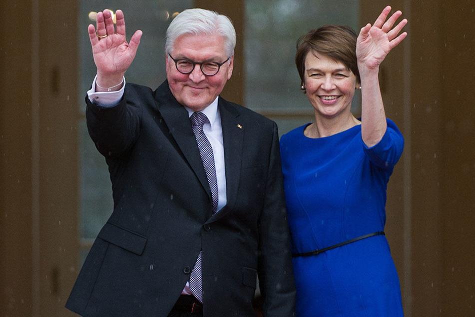 Nachfolge von Joachim Gauck Frank Walter Steinmeier ist Bundespräsident