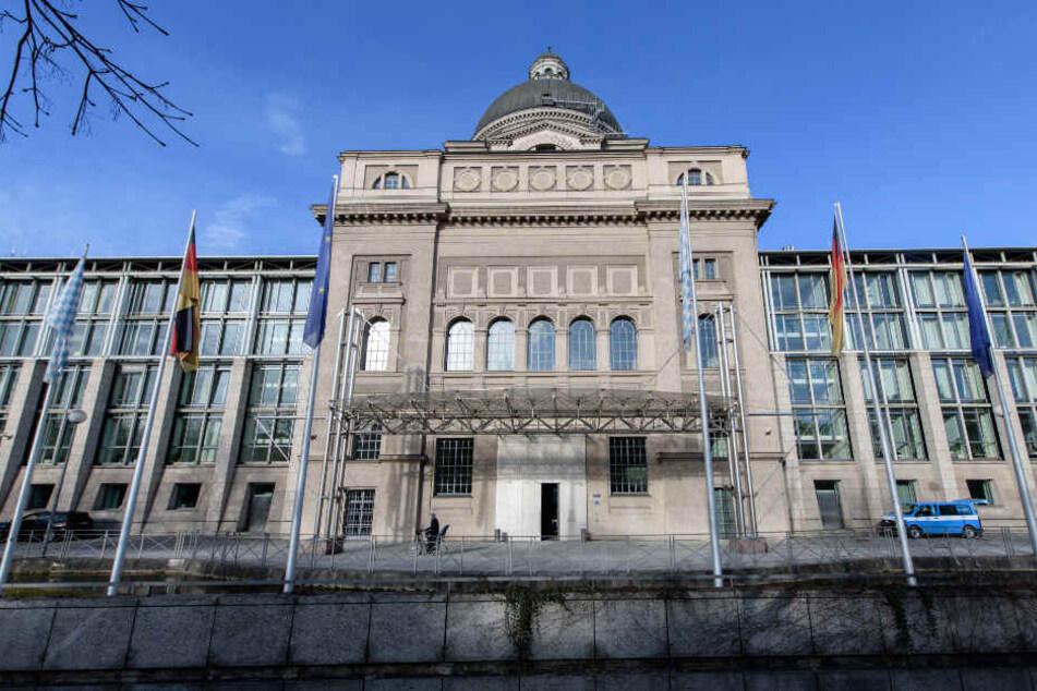 Die bayerische Staatskanzlei in München.