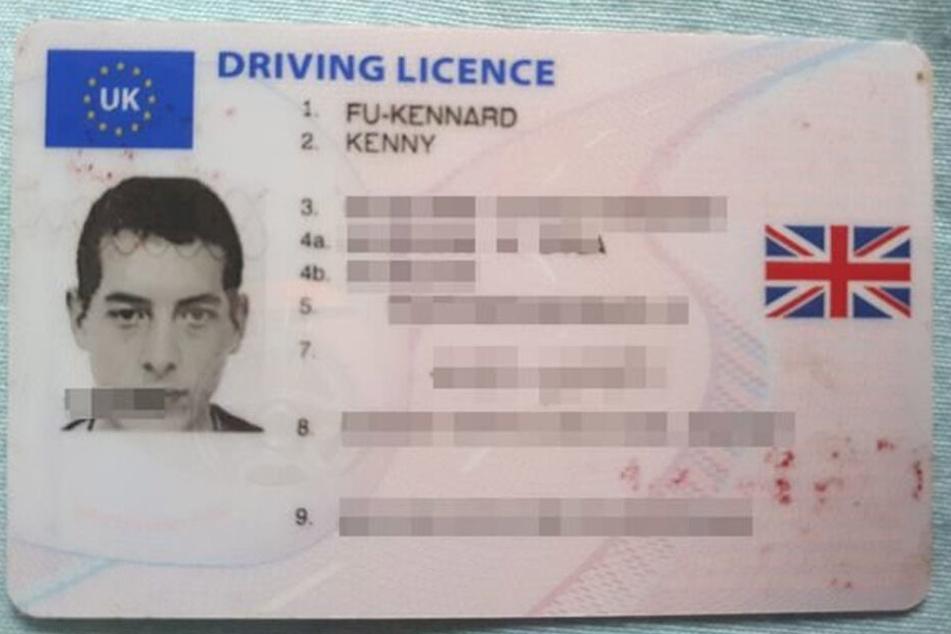 Der Führerschein wurde ihm bewilligt, der Ausweis aber nicht.