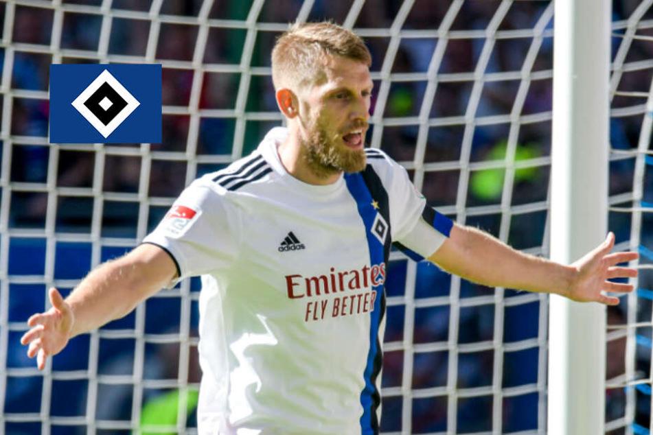 Nach mehreren Ausfällen: Nutzt HSV-Kapitän Hunt seine Chance für einen neuen Vertrag?