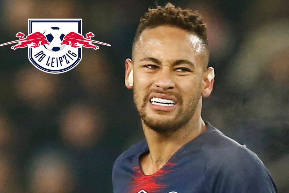 Neymar & Mbappé kommen: RB Leipzig empfängt Tuchels PSG