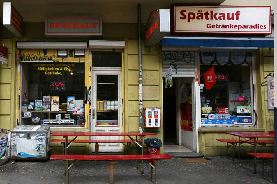 Spätis müssen in Berlin sonntags geschlossen bleiben.