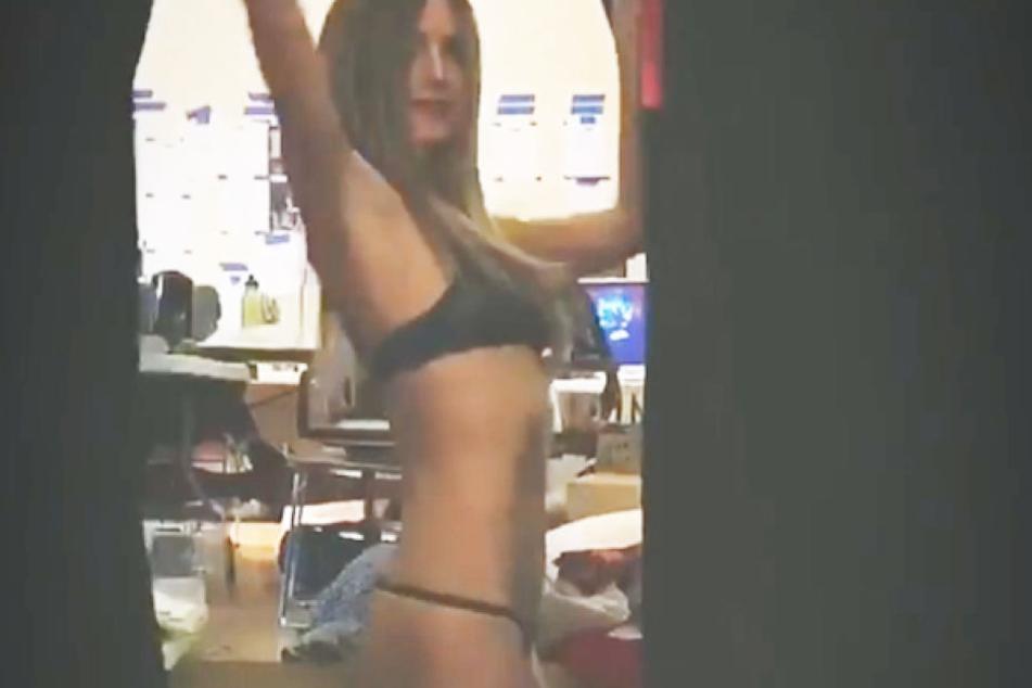 Auf Instagram verführt Heidi Klum (44) ihre Fans mit einem sexy Tänzchen