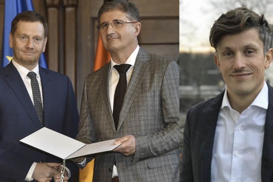 Vom Knast-Chef zum Staatssekretär: Neue Karrieren in der zweiten Reihe